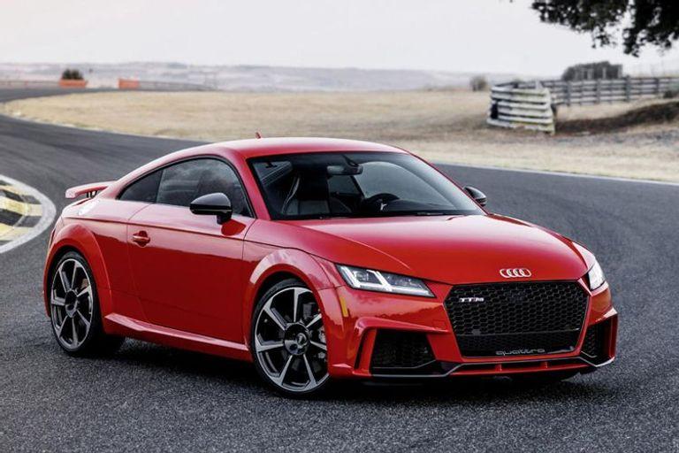 طراز Audi TTS