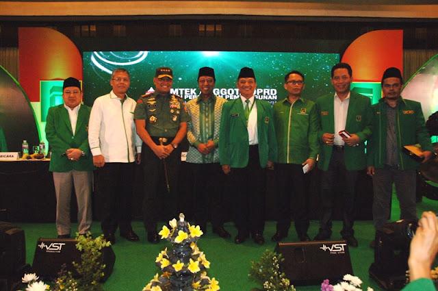 Panglima TNI : Pancasila Sebagai Ideologi Negara Sudah Final