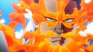 ヒロアカアニメ5期 | エンデヴァー Endeavor 轟炎司 | 僕のヒーローアカデミア My Hero Academia | Hello Anime !