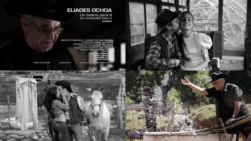 Eliades Ochoa - ¨Un bolero para ti¨ - Videoclip - Director: Ian Padrón. Portal Del Vídeo Clip Cubano