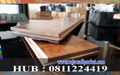 3 Trik Agar lantai parket kayu kami mudah dirawat dan di bersihkan