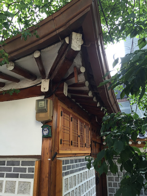 Bukchon Hanok Village in Seoul, is a great early morning sightseeing activity, as there are no opening and closing times (because it is a residential area).