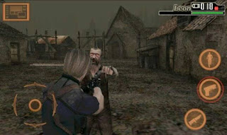 GamePlay Resident Evil 4 Android