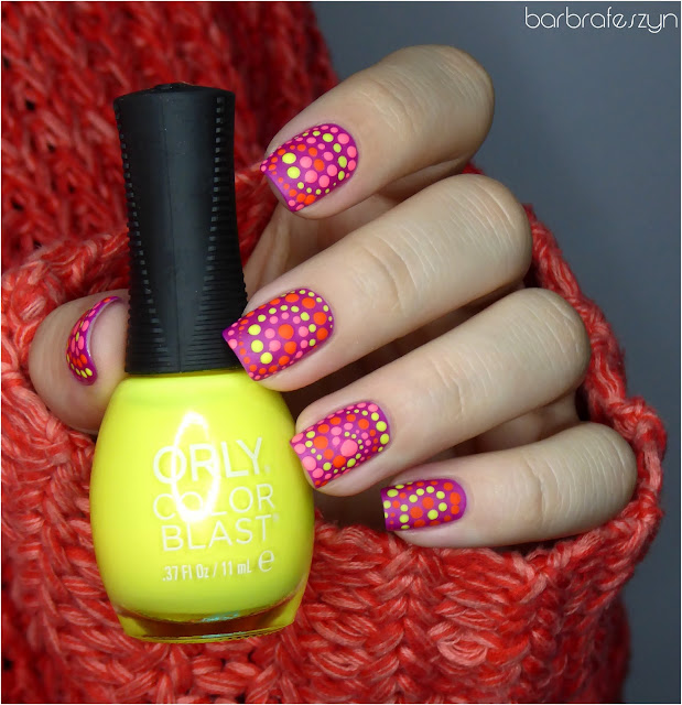 Fun in The Sun orly color blast