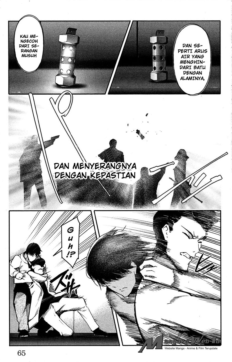 Darwin's Game Chapter 34-16