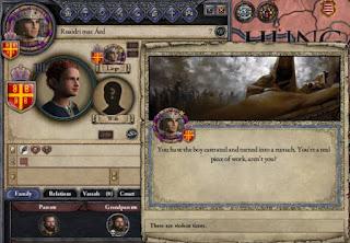 Everyone you inhabit – Crusader Kings II