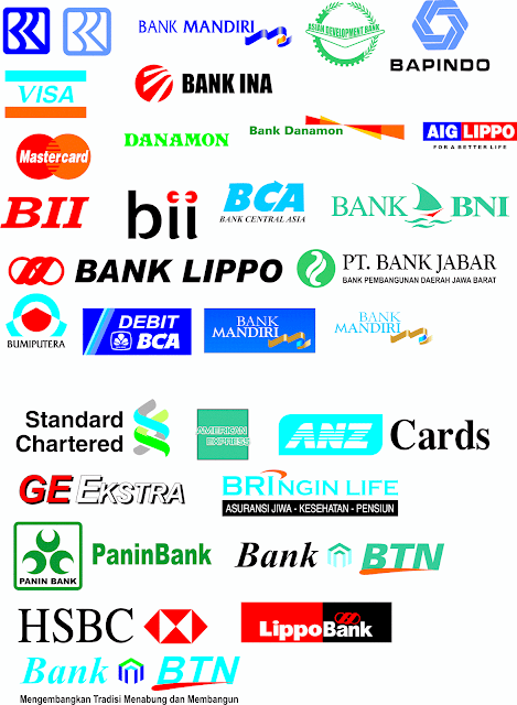 Kumpulan Logo Bank dan Asuransi
