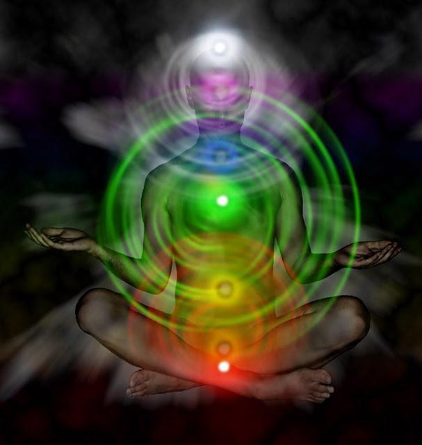 Resultado de imagem para DESENVOLVENDO O CONHECIMENTO - Chakras e suas vibrações.