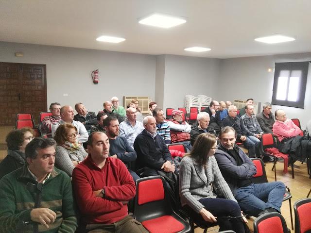 La Asociación de Comunidades de Regantes del Valle del Jerte celebra su primera asamblea