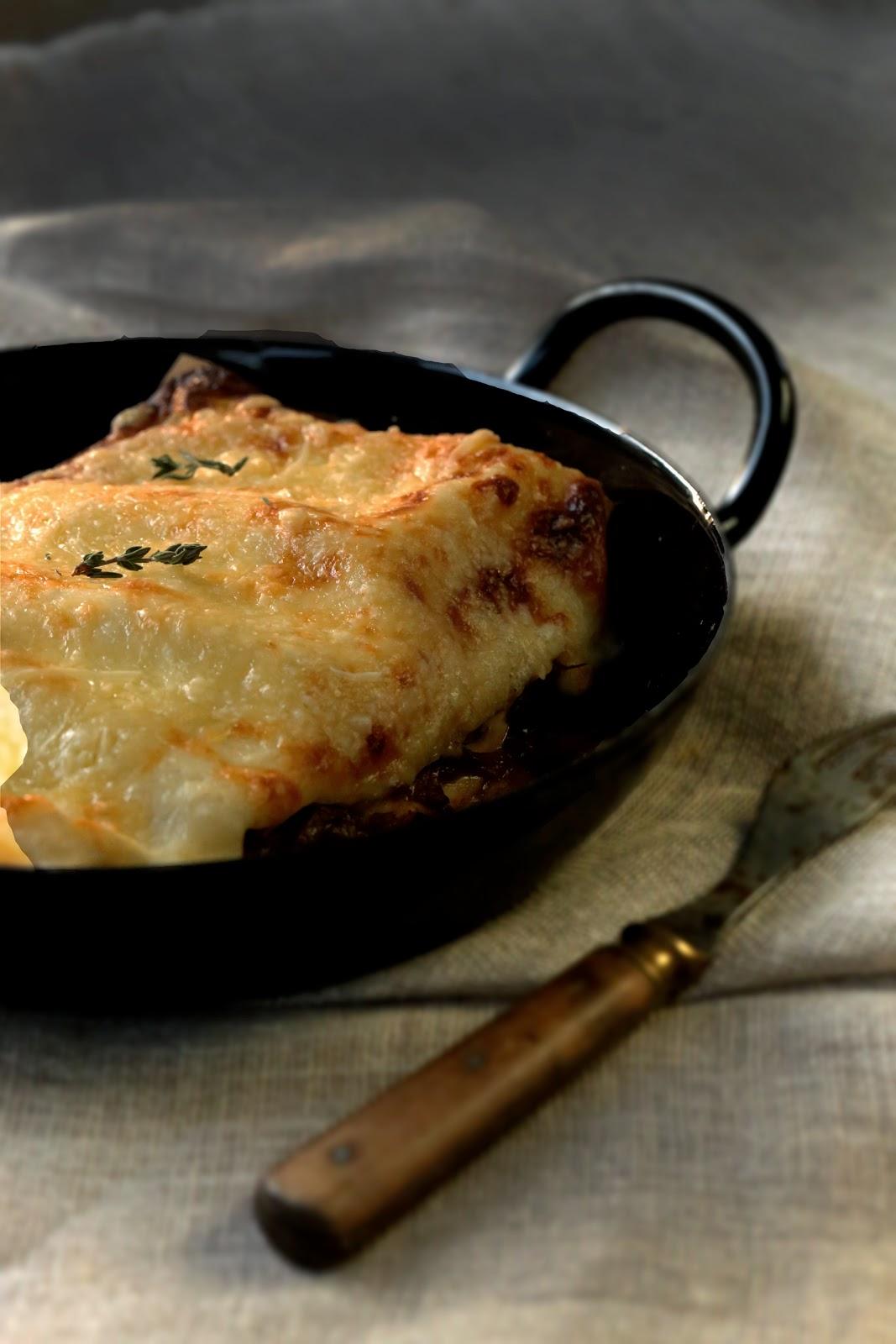 Lasagnes , boeuf cuisson lente , Donna Hay