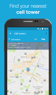 4G WiFi Maps & Speed Test. Find Signal & Data Now. v5.62.1 APK