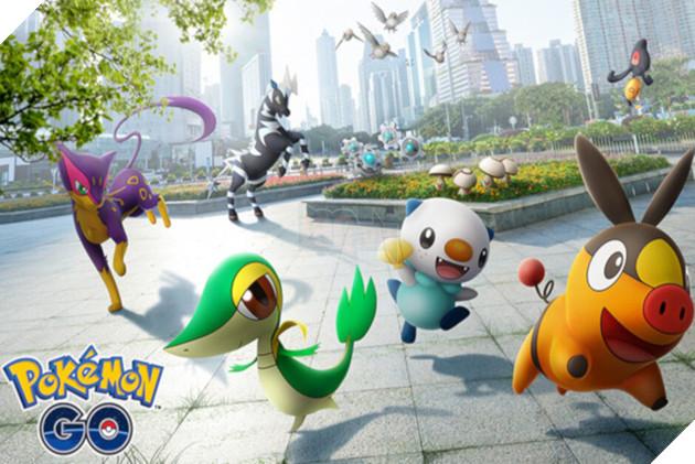 Pokemon GO oyuncuları oyunun son 4 yılda en yüksek geliri elde etmesine yardımcı oldu