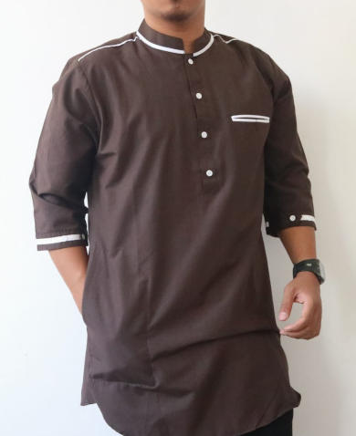Model Setelan Kurta Khas India