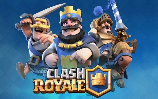 Clash Royale v3.3.1 Apk + Mod File size 106 MB for android