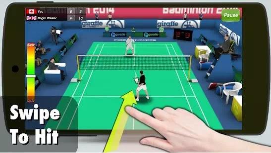 game bulu tangkis terbaik android & iOS-1