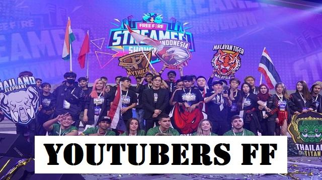 Youtubers FF