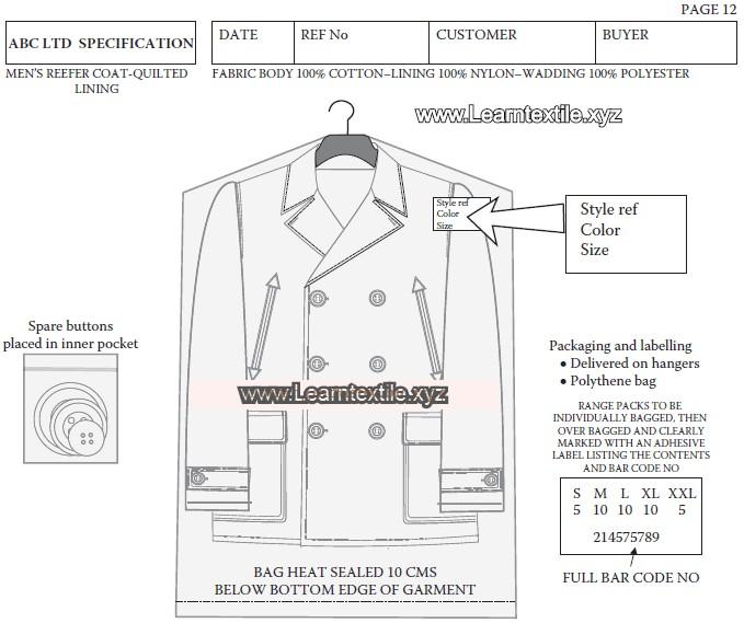 garment packaging