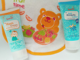Review Bambi Anti Mosquito Lotion Dan Belanja Di Glamizka