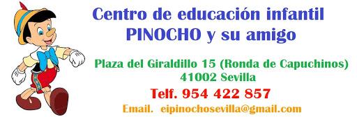 Escuela Infantil PINOCHO y su Amigo