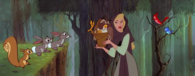 A Bela Adormecida, 1959 - Disney