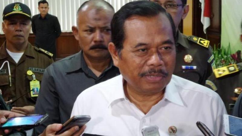 Jokowi Tunjuk Arminsyah Jadi Plt, Copot Jaksa Agung HM Prasetyo