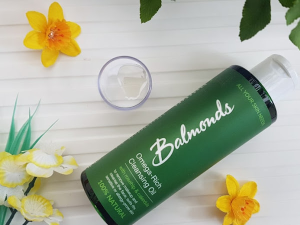 Balmonds Omega-Rich Cleansing Oil Review