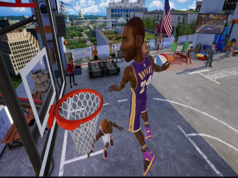 NBA 2K Playgrounds 2 Highly Compressed Free Download