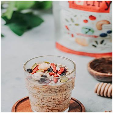 Manfaat oatmeal untuk tubuh