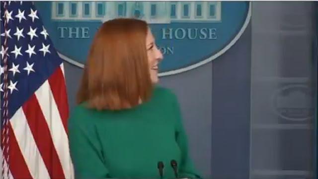 Seram! Jubir Gedung Putih Diganggu Hantu Lincoln Saat Konferensi Pers