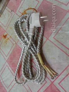 kabel setrika