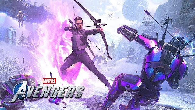 marvel's avengers third war table kate bishop hero reveal Avengers Initiative Hero