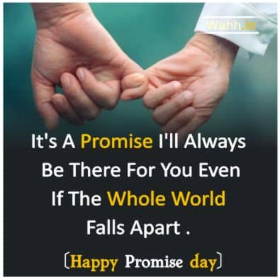 Promise Day Quotes Greeting Cards