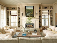 Living Room Decorating Ideas with Classic and Elegant Style