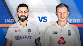 India vs England test match » MaruGujaratDesi