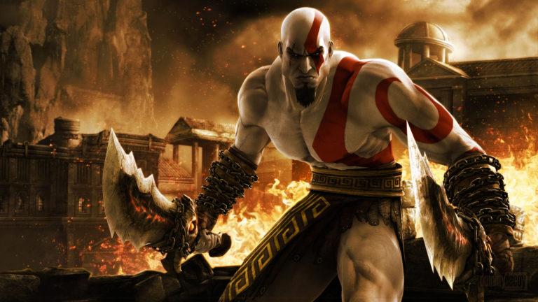 Download God of War For PC