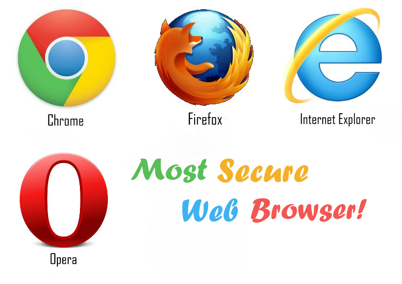 What Is The Most Secure Web Browser For 2013