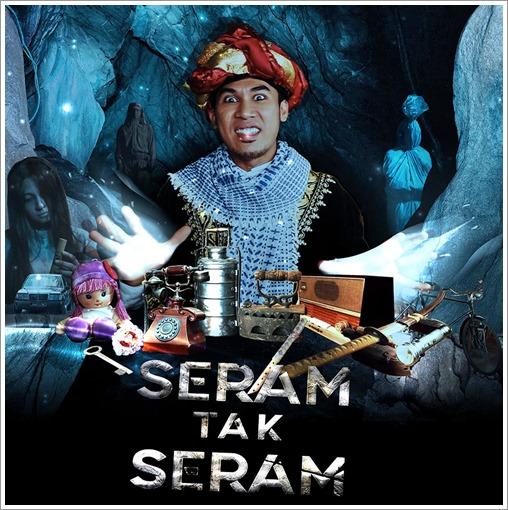 Drama Seram Tak Seram (TV3)