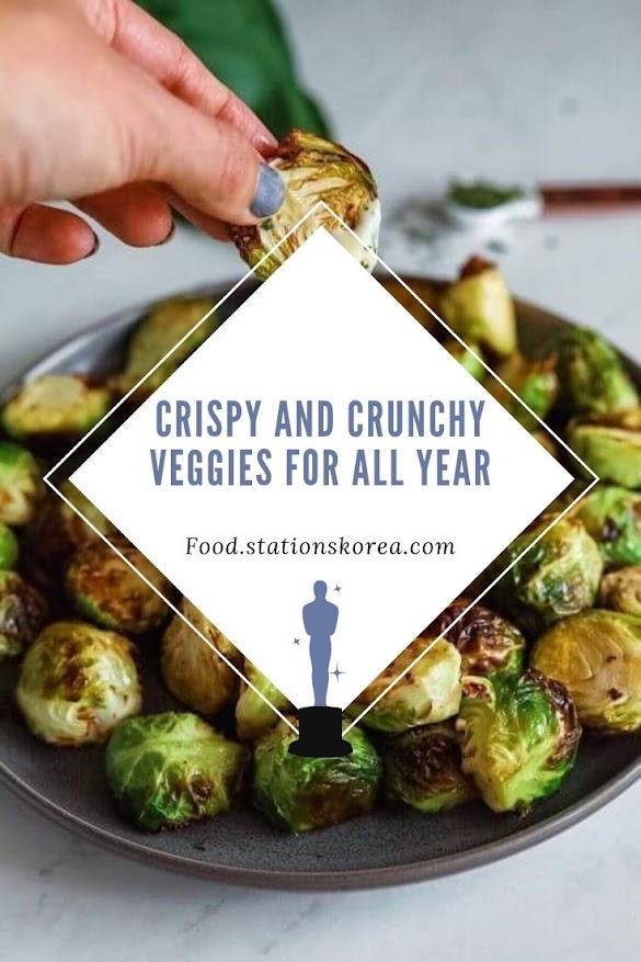 Crispy And Crunchy Veggies For All Year