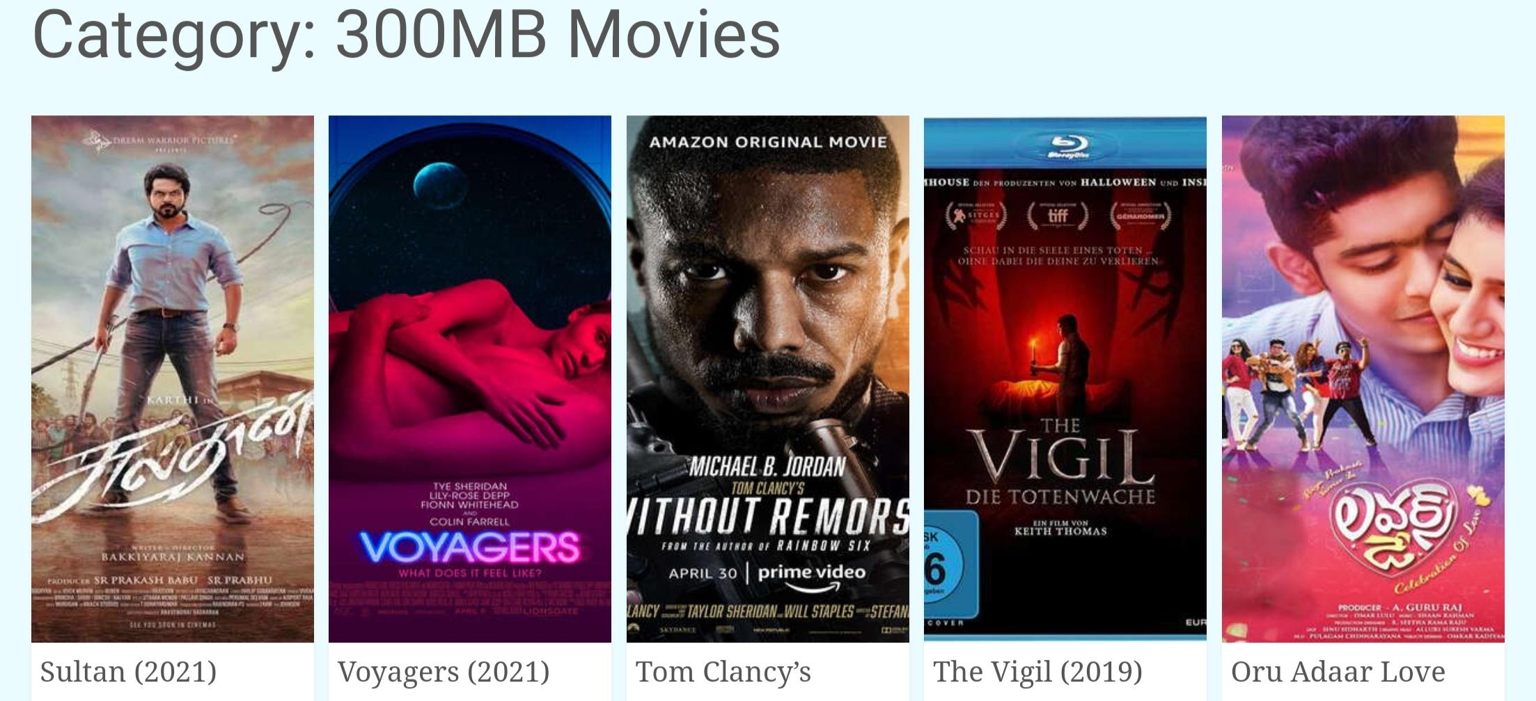 SSR movies .com 300MB movies download