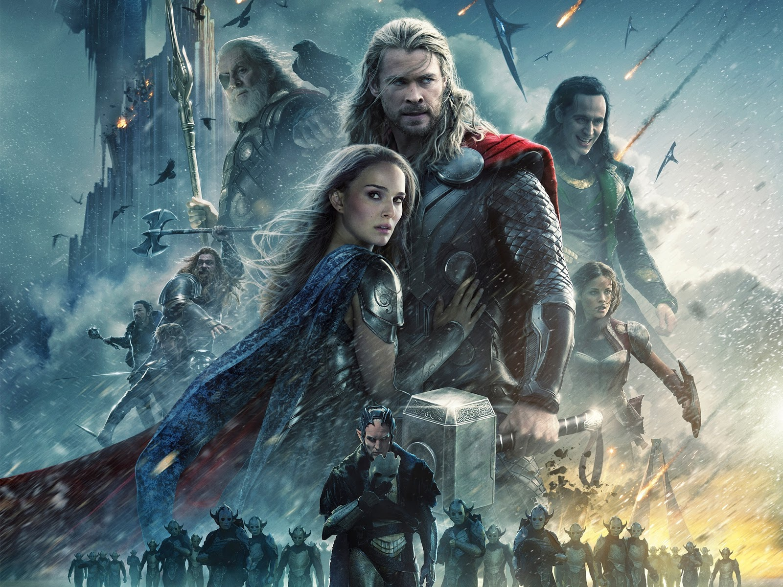 2013 Thor 2 The Dark World -  A Christian Perspective