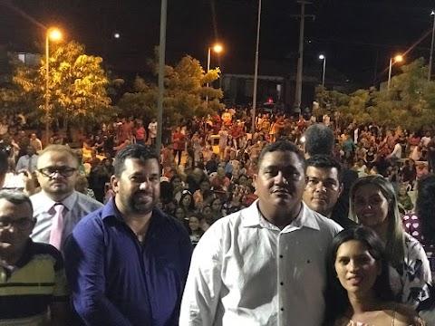Dia municipal do evangélico é comemorado com show em São Raimundo do Doca Bezerra-Ma