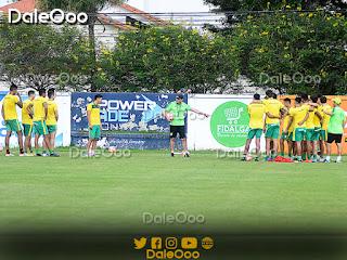 Oriente Petrolero inició la pretemporada pensando en el Torneo Clausura 2019 - DaleOoo