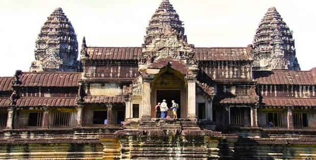 Letak Astronomis Kamboja dan Keadaan Sosialnya