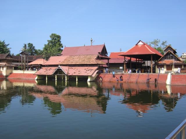 Temples of Kerala - Ambalappuzha temple