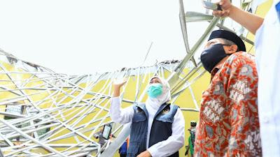 Gempa Jatim 8 Meninggal, 39 Luka, Ribuan Rumah Rusak, Presiden Perintahkan Tanggap Darurat