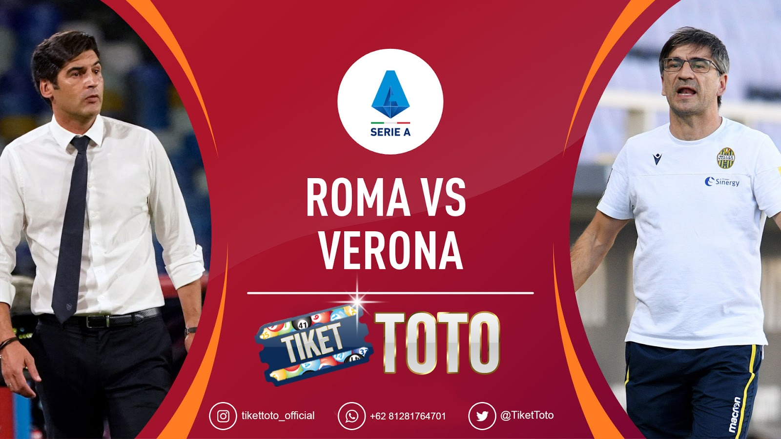 Roma Tumbangkan Verona, Lazio Imbang dengan Udinese