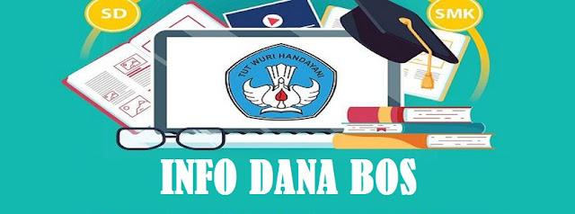 Dana Bantuan Operasional Sekolah atau biasa disebut dana BOS merupakan salah satu komponen PEMERINTAH SUDAH MENYALURKAN DANA BOS TAHAP 2 GELOMBANG 1 TAHUN 2020