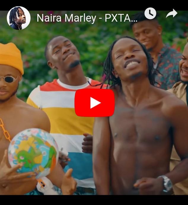 Naira Marley Puta PXTA mp4 Video