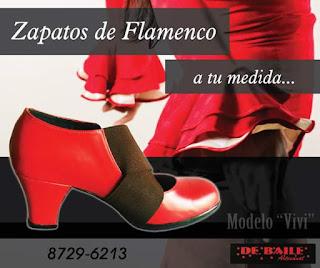 zapatos de flamenco, costa rica, zapatilas para bailar flamenco en costa rica,