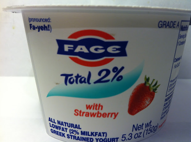 Crazy Food Dude Fage Total 2 Greek Yogurt With